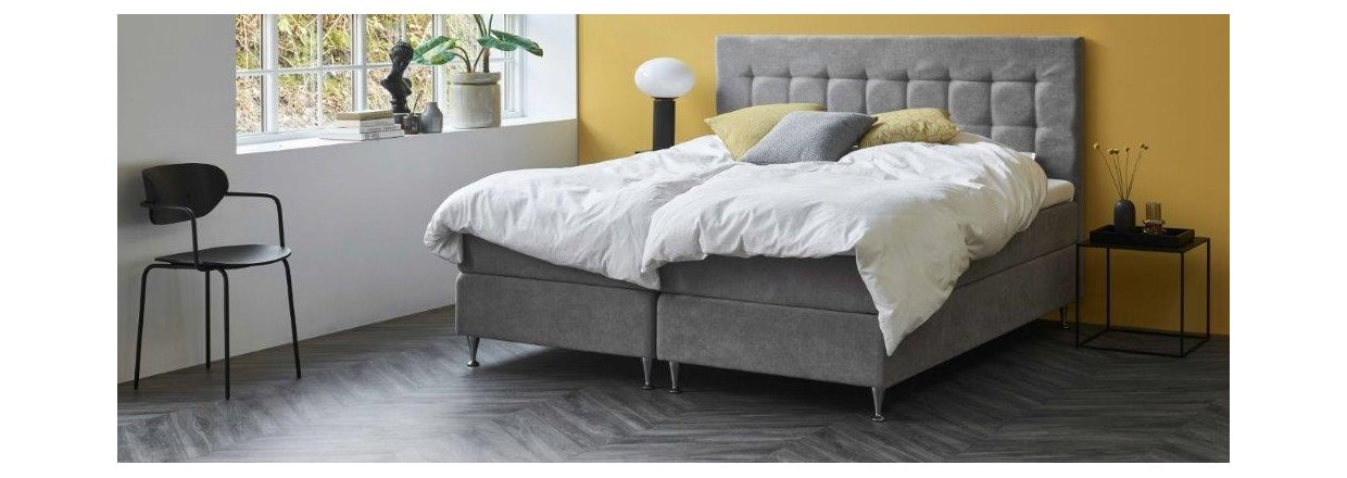 <strong>TEMPUR Relieve Continental med topmadras Før 35999,- Nu 24999,-</strong>