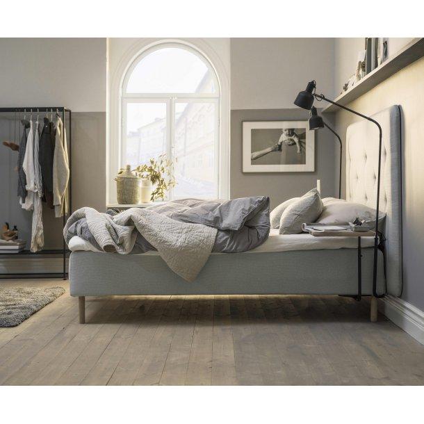 Jensen Diplomat Nordic Seamless 180x200 cm. med SoftLine l topmadras