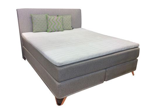 jensen prestige kontinental 180x200 cm med softline3 latex topmadras jensen senge sovezonen. Black Bedroom Furniture Sets. Home Design Ideas