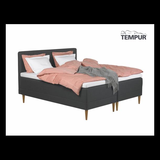 tempur promise hybrid box 180x200 cm tempur boxmadrasser og plansenge sovezonen aps. Black Bedroom Furniture Sets. Home Design Ideas