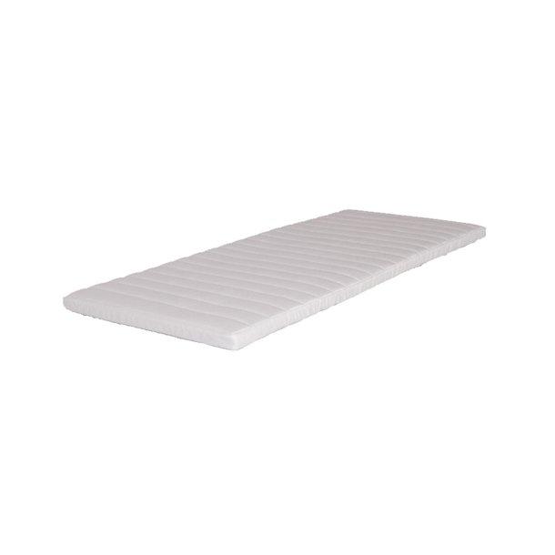 Comfort topmadras C & B latex og ventilationskant (4 cm. indlæg)