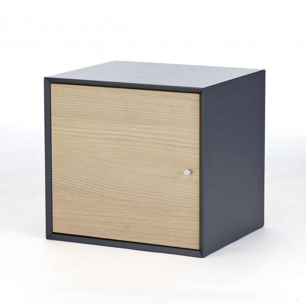 Superbly Sengebord Box med 1 låge til vægophæng - Sengeborde - væghængte AI22