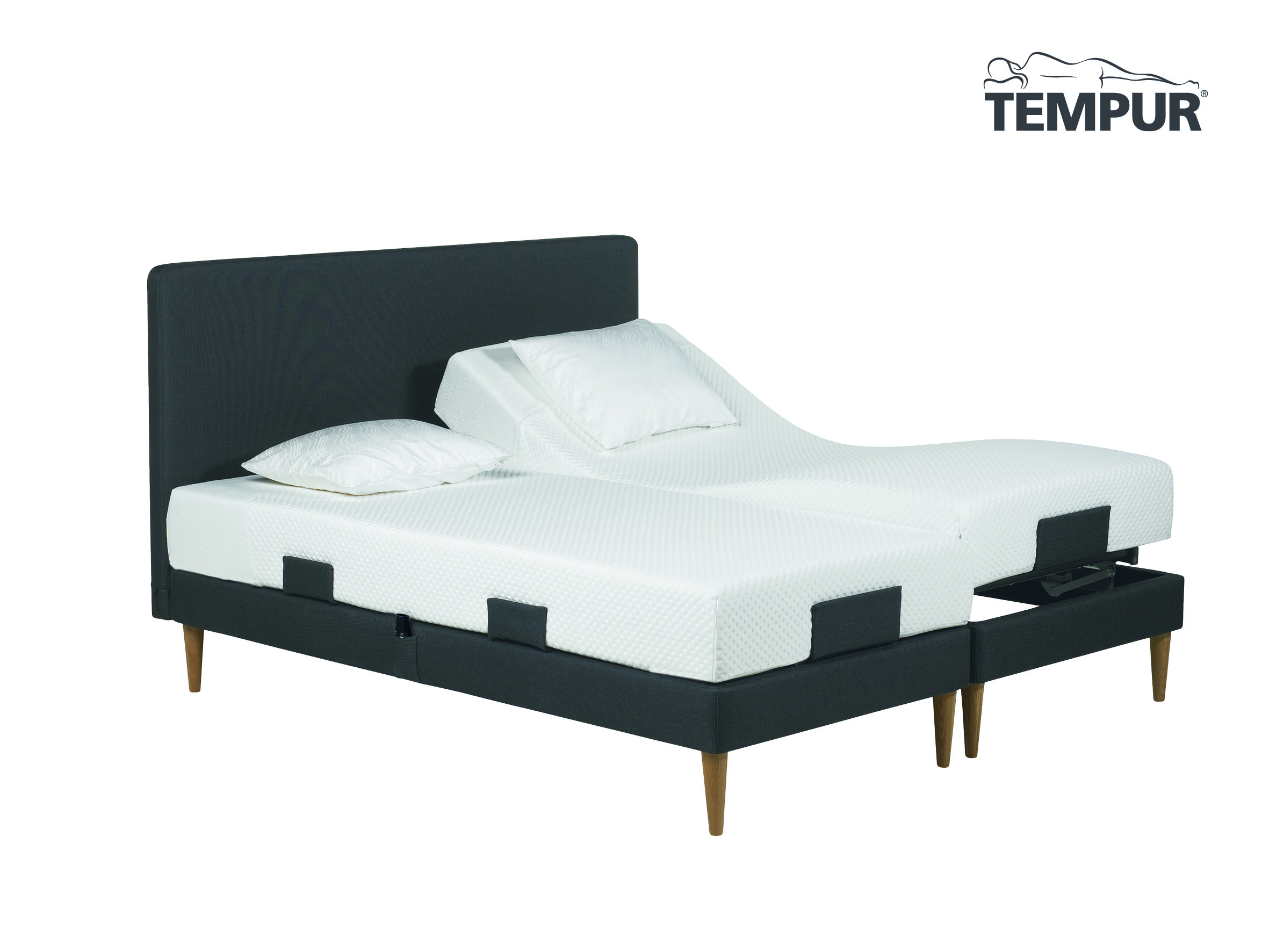 tempur move 180x200 cm med supreme cooltouch madrasser. Black Bedroom Furniture Sets. Home Design Ideas