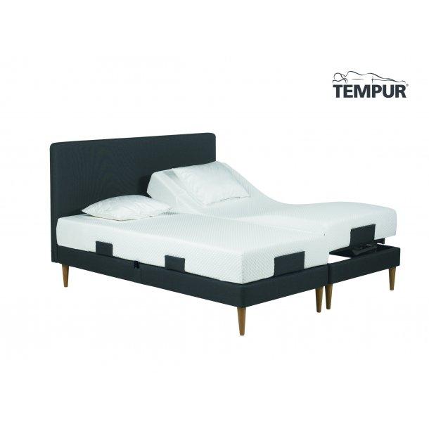 tempur move 180x200 cm med elite cooltouch madrasser. Black Bedroom Furniture Sets. Home Design Ideas