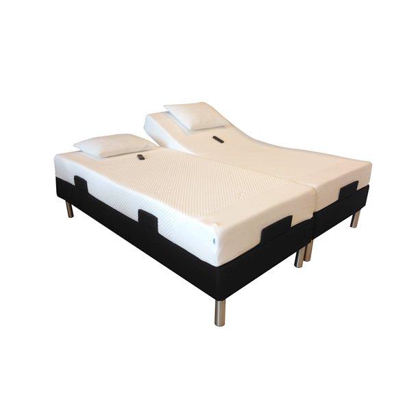 tempur prima 180x200 cm med c b elevationsbunde. Black Bedroom Furniture Sets. Home Design Ideas