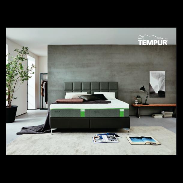 tempur spring box adjustable 180x200 cm med prima madrasser. Black Bedroom Furniture Sets. Home Design Ideas